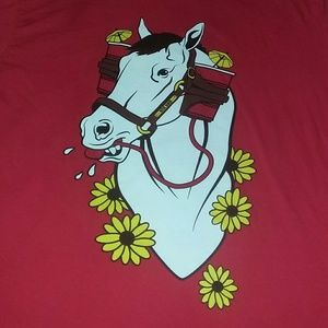 Under Armour Native Dancer Horse Racing Shirt